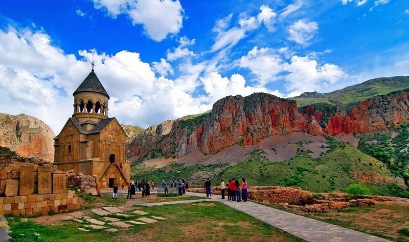 В 2018 году в Армении число туристов выросло на 8,8%