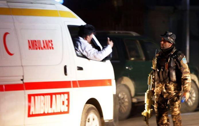 В Кабуле экстремисты захватили правительственное здание
