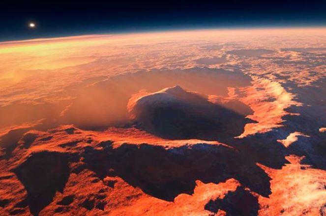 Ученый рассказал, как Марс изменит людей