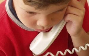 В Барнауле пятилетний мальчик пожаловался на родителей в полицию