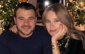 Cтали родителями Эмин Агаларов и Алёна Гаврилова: Алёна Гаврилова родила дочь, как назвали