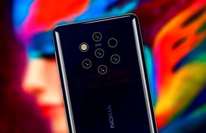 Представлен смартфон Nokia 9 PureView с пятью камерами