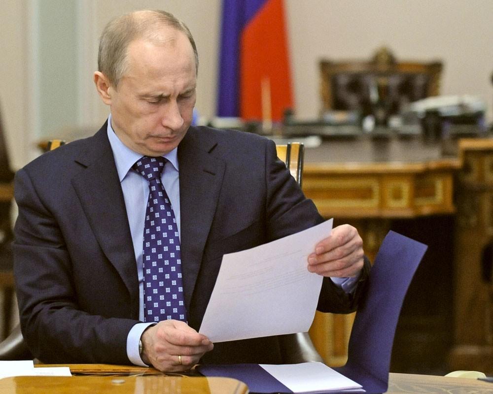 Путин сообщил о списывании долга по ипотеке в размере 450 тысяч