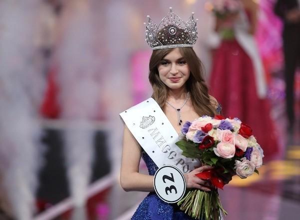«Мисс Россия-2019» стала Алина Санько из Азова