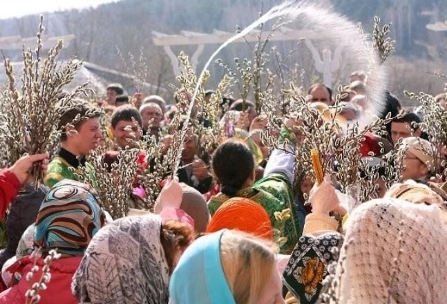 Лазарева суббота и Вербное воскресенье 2019 года — важные церковные праздники