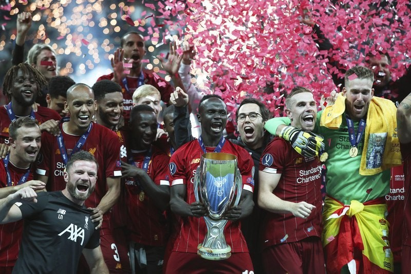 Стало известно, кто стал обладателем Суперкубока УЕФА в 2019 году