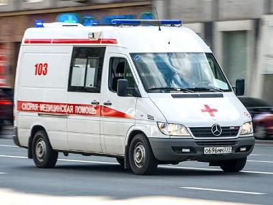 В России пациент больницы угнал машину скорой помощи