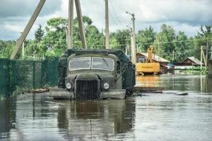 Из-за паводка в Амурской области в 2019 году страдают новые поселения