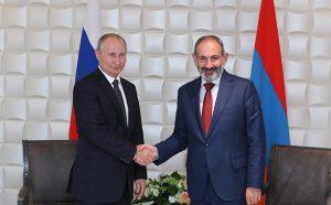 Армяно-российские стратегические отношения скреплены многовековой дружбой – Путин