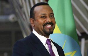 Премьер-министр Эфиопии удостоен Нобелевской премии мира