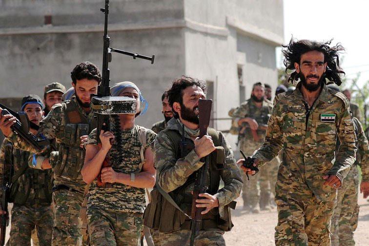 Курды сообщили об уничтожении 75 турецких военных и семи подбитых танках