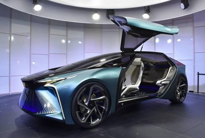 В Японии открылся автосалон Tokyo Motor Show