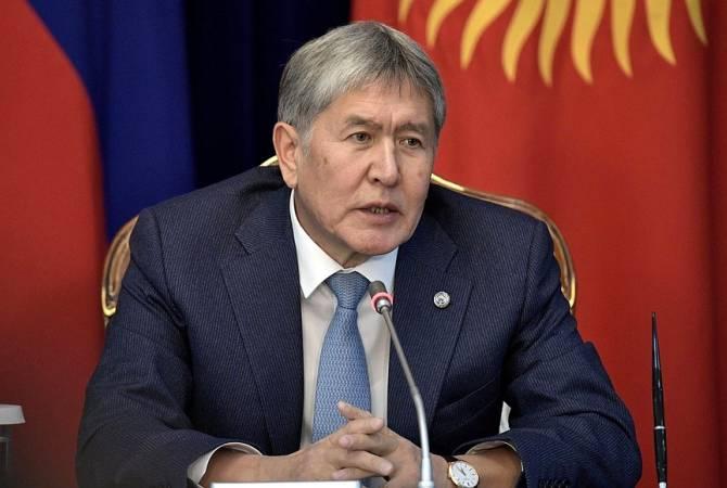 Алмазбеку Атамбаеву продлили арест до 26 декабря