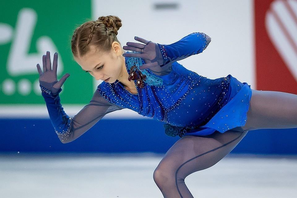 Российская фигуристка Александра Трусова выиграла этап Гран-при в Канаде, побив два мировых рекорда