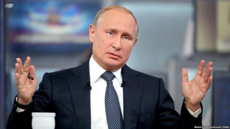 Путин намерен встретиться с главами христианских церквей Ближнего Востока