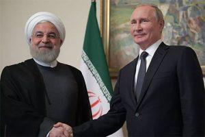Путин и Роухани обсудили иранский план по обеспечению безопасности в Персидском заливе
