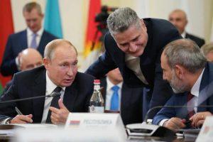 Лидеры ЕАЭС в Ереване: намечены новые пути развития и решения проблем