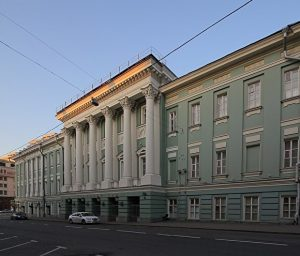 Путин распорядился разместить Госдуму в Доме союзов на Большой Дмитровке