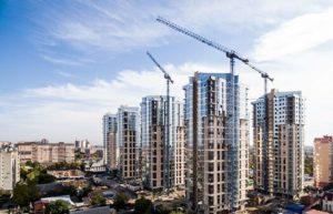 8 млн квадратных метров строящегося в России жилья может оказаться в зоне риска