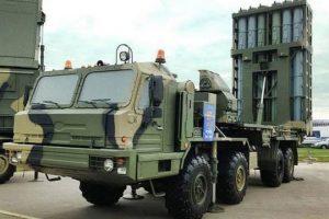 В Сирии испытали российский комплекс ПВО С-500