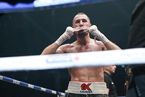 Российский боксер Сергей Ковалев проиграл бой за титул чемпиона мира WBO