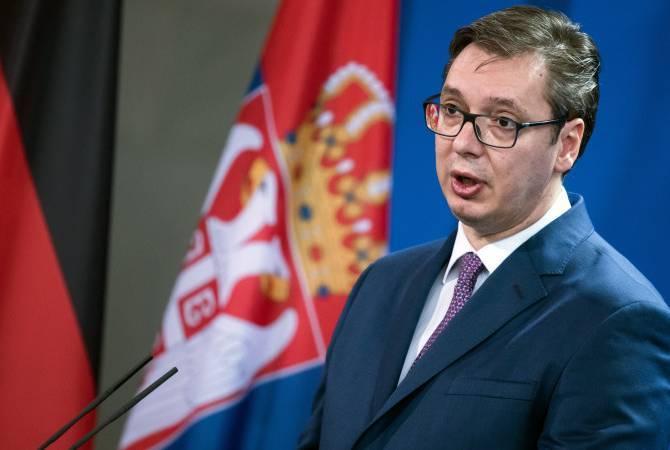 Вучич заявил о готовности Сербии к компромиссу в диалоге по Косово