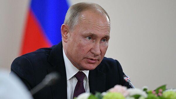 Путин подписал протокол между российским кабмином и ОДКБ