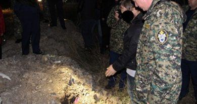 В Крыму нашли мертвой пропавшую пятилетнюю девочку. Ее убил отчим и сам заявил о пропаже
