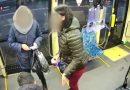 В московском трамвае пьяный мужчина избил беременную пассажирку до потери сознания