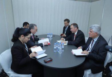 Мнацаканян подтвердил приоритеты Армении в процессе мирного урегулирования