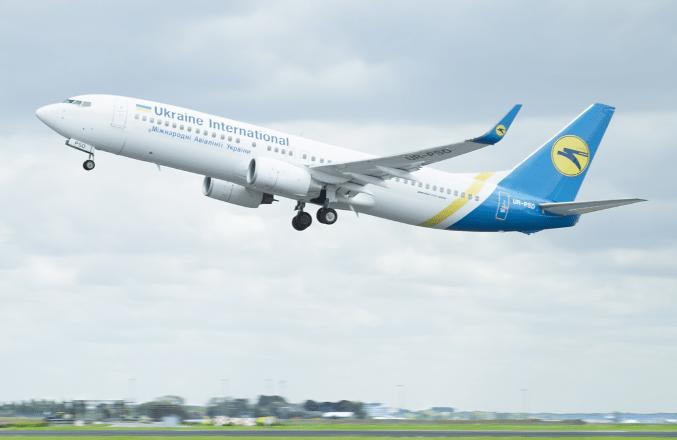 В столице Ирана разбился украинский пассажирский самолет