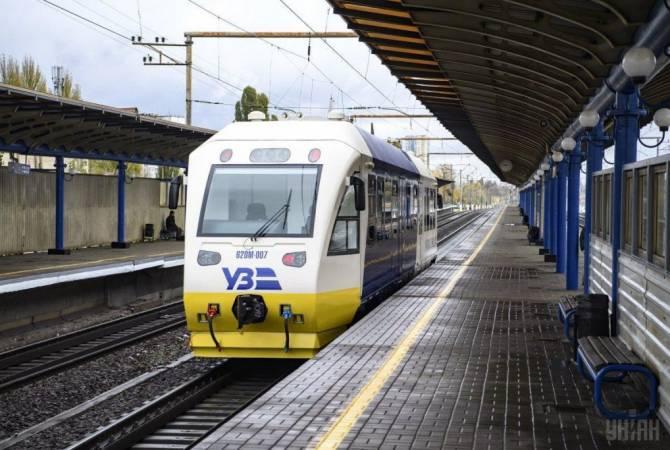 Украина решила отдать свои железные дороги в управление Германии на 10 лет