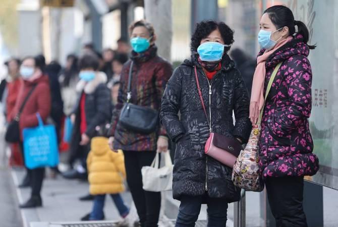 Число больных новым типом пневмонии в Китае возросло до 217