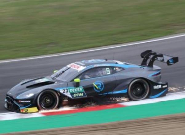 Четыре уникальных гоночных Aston Martin выставили на продажу8