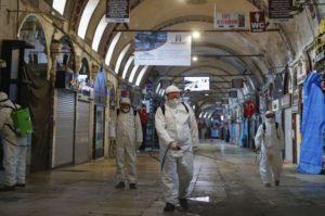 Песков надеется, что Россия выйдет на «плато» по коронавирусу на следующей неделе5