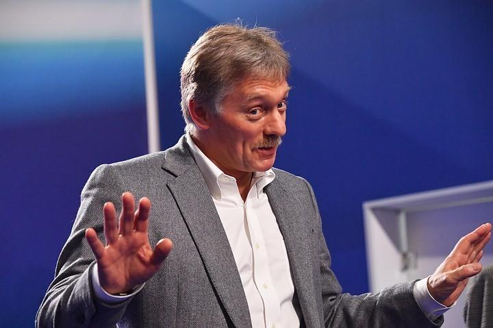 Песков надеется, что Россия выйдет на «плато» по коронавирусу на следующей неделе8