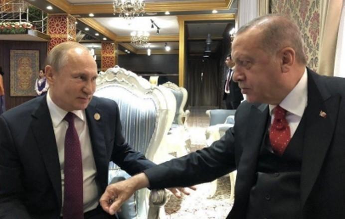 Турция отказывается от российского газа: «Голубой поток» в простое с мая