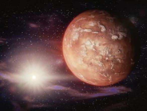 Для колонизации Марса для начала необходимо минимум 110 человек