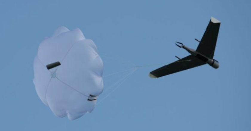 """Испытания армянского дрона-камикадзе """"Дракон"""" показали на видео"""