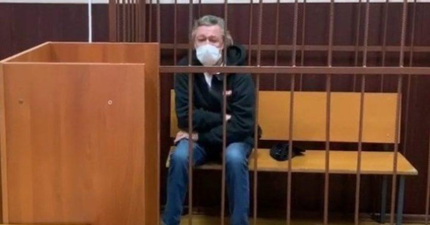 Супруга Ефремова рассказала о его состоянии после ДТП