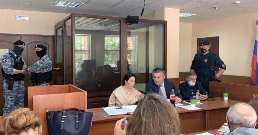 Ефремов отказался от адвокатов