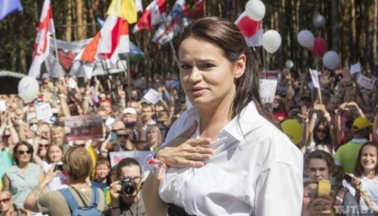 Тихановская объявила о создании Координационного совета по передаче власти в Беларуси