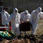 В Москве вновь растет смертность от коронавируса
