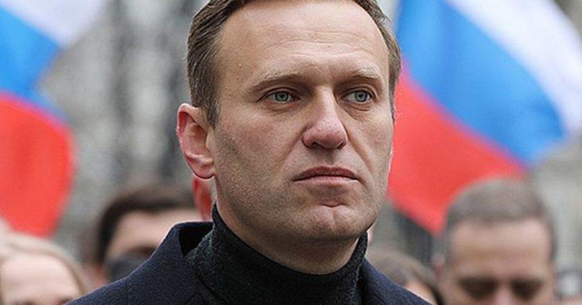 Алексея Навального выдвинули на Нобелевскую премию мира