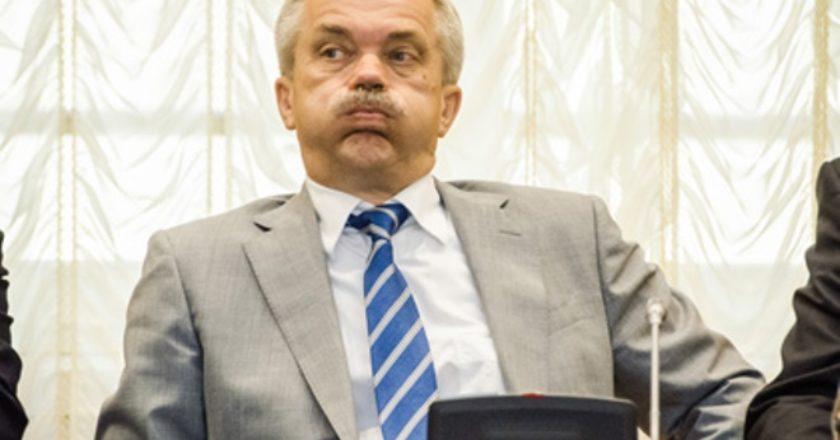 Губернатор Белгородской области, руководивший регионом с 1993 года, ушел в отставку