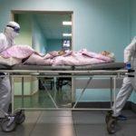 Число зараженных коронавирусом в России превысило 1,103 миллиона