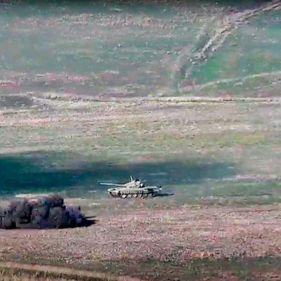Кремль призвал немедленно прекратить военные действия в Карабахе