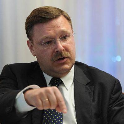 Косачев назвал «странным» заявление Эрдогана об оккупации территории Азербайджана