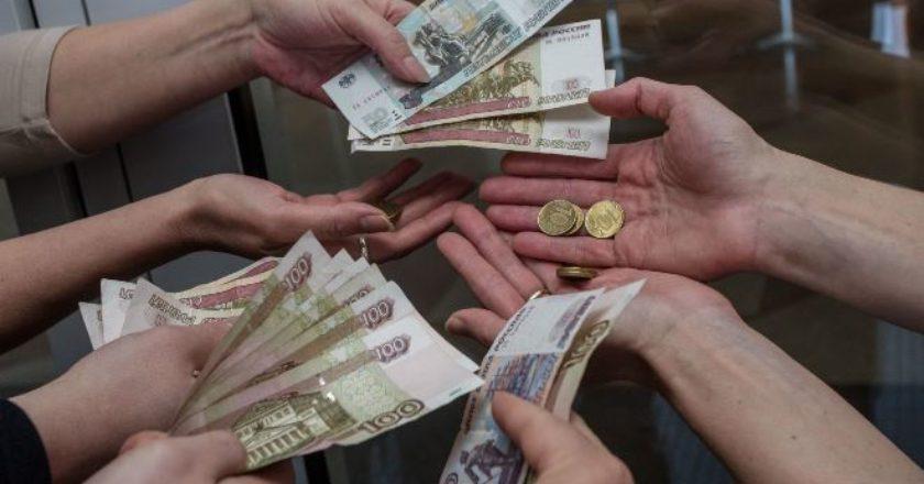 В октябре бюджетникам поднимут зарплаты