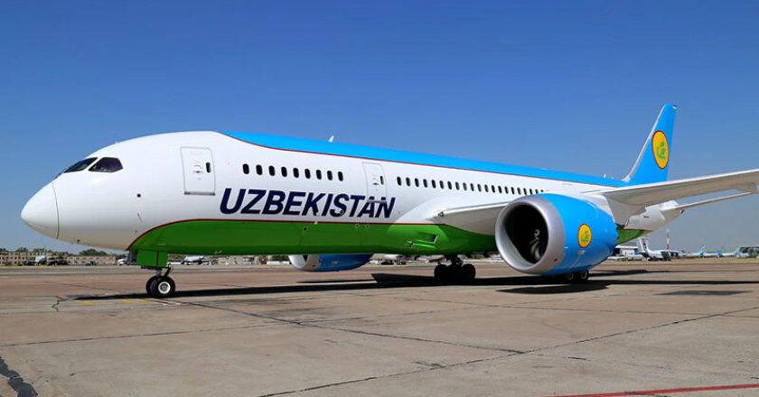 Возобновление авиасообщения с Узбекистаном возможно до конца 2020 года